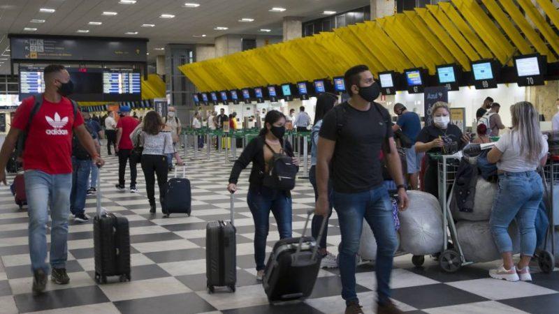 Indicadores confirmam retomada do turismo após perdas de R$ 413 bilhões desde o início da pandemia