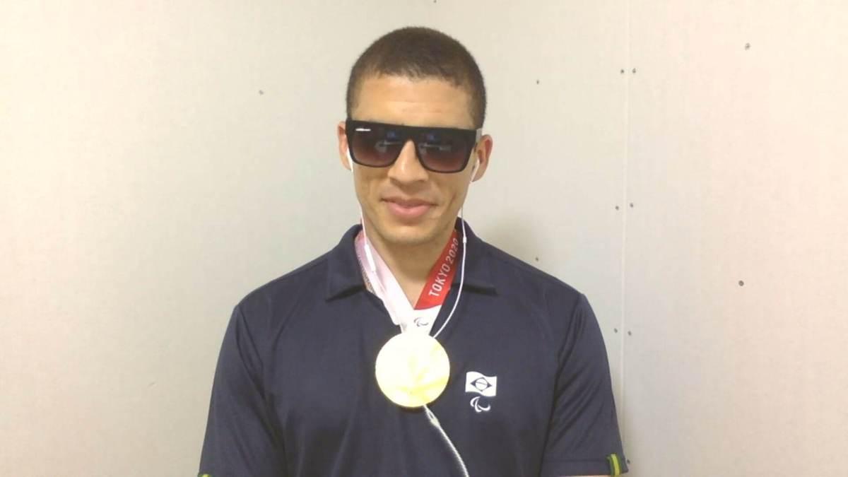 """Orgulho brasileiro: """"São 5 Paralimpíadas, 5 ouros, e nunca perdemos sequer uma partida"""", diz atleta"""