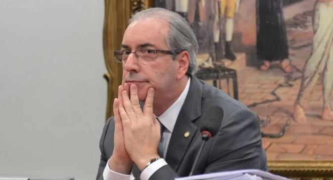 STF envia processo de Cunha à Justiça Eleitoral do Rio de Janeiro