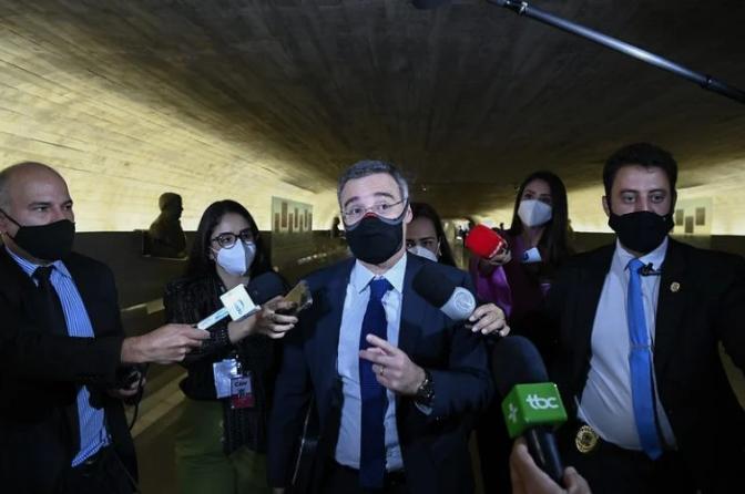 Indicado para o STF, André Mendonça segue peregrinação no Senado em busca de apoio