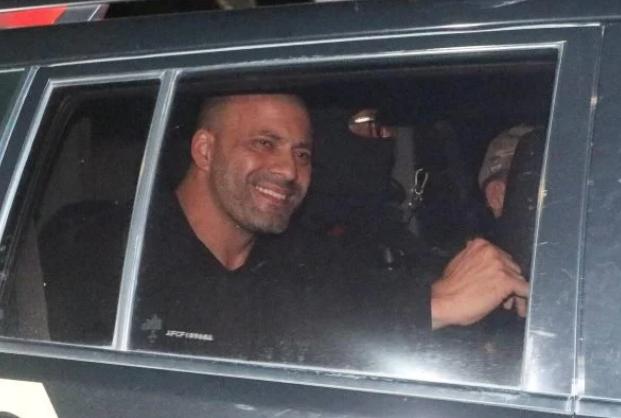 Com lesão no joelho, Daniel Silveira tem saída temporária autorizada por Moraes para realização de exame