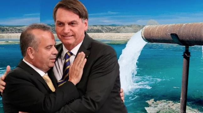 Fim da seca: Governo investe mais de R$ 400 milhões em segurança hídrica no 1º semestre , VEJA VÍDEO