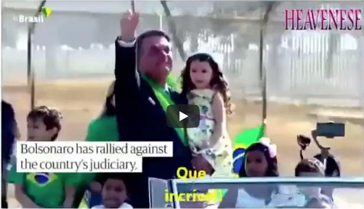 """TV do Japão elogia Bolsonaro e seu pronunciamento na ONU: """"ele é incrível"""", VEJA VÍDEO"""