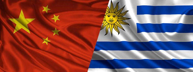 Uruguai se aproxima da China ao buscar novos acordos comerciais
