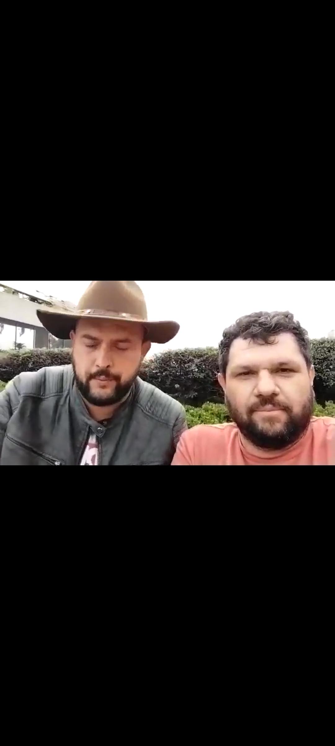 Em vídeo, Zé Trovão defende a decisão de Fachin e diz que o ministro não chegou a analisar o pedido