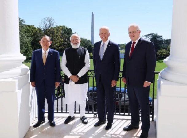 Ao lado de Índia, Japão e Austrália, Biden reativa aliança contra a China
