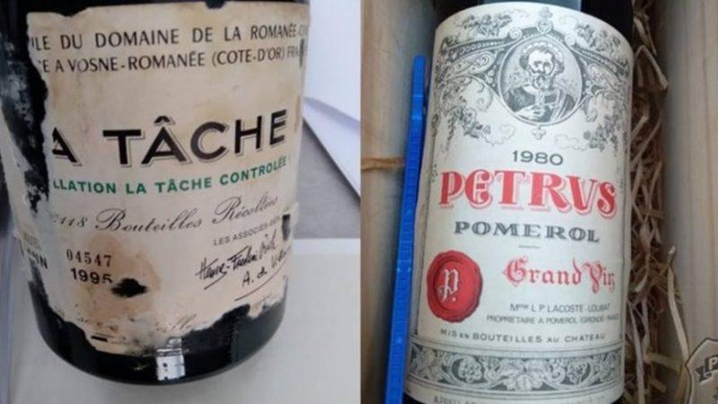 PF recupera vinhos furtados do Itamaraty e avaliados em R$ 57.000