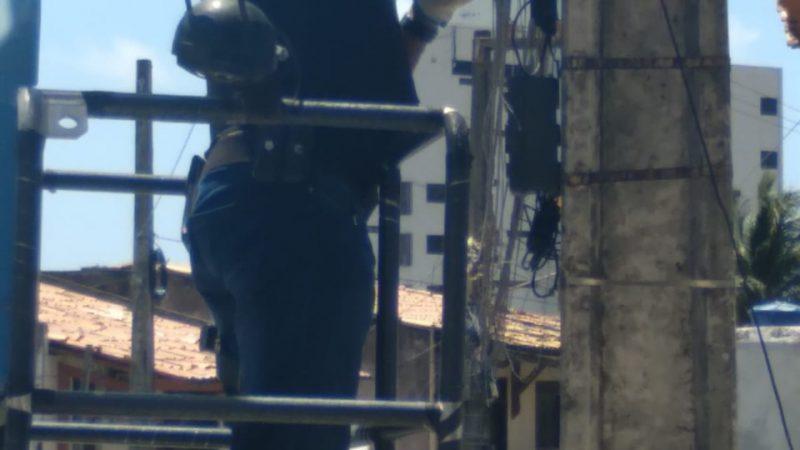 Polícia Civil retira câmeras instaladas por facção criminosa em Mãe Luíza para monitorar ações policiais, VEJA VÍDEO