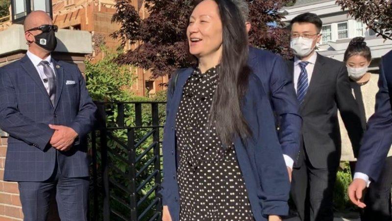 Após acordo com os EUA, filha do fundador da Huawei deixa prisão domiciliar no Canadá e volta à China