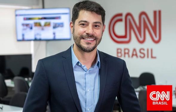 Evaristo Costa é demitido da CNN Brasil: 'Livre na pista'