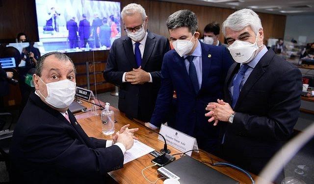 Deu ruim: Relatório final de Renan Calheiros na CPI deve ser arquivado pela PGR
