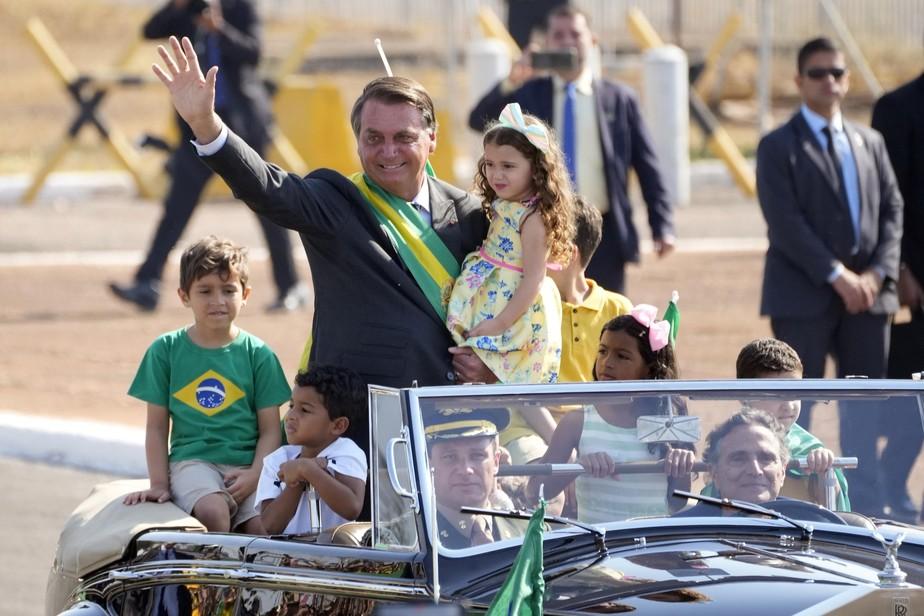 Bolsonaro deu demonstração de força popular inigualável