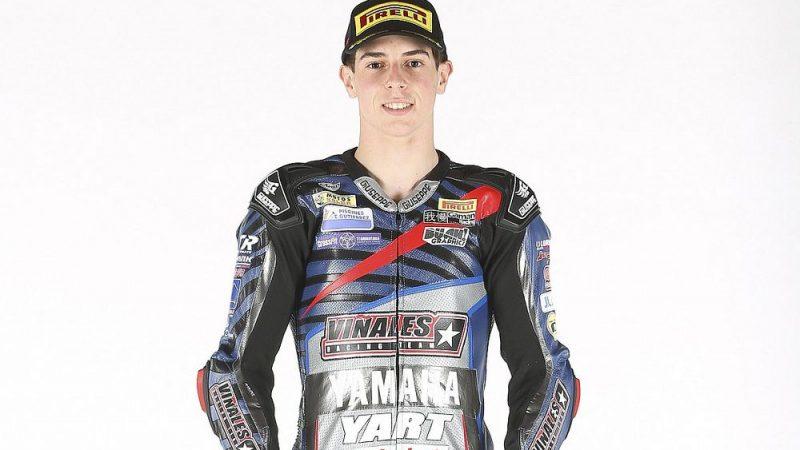 Na Espanha, piloto de moto de apenas 15 anos morre em grave acidente