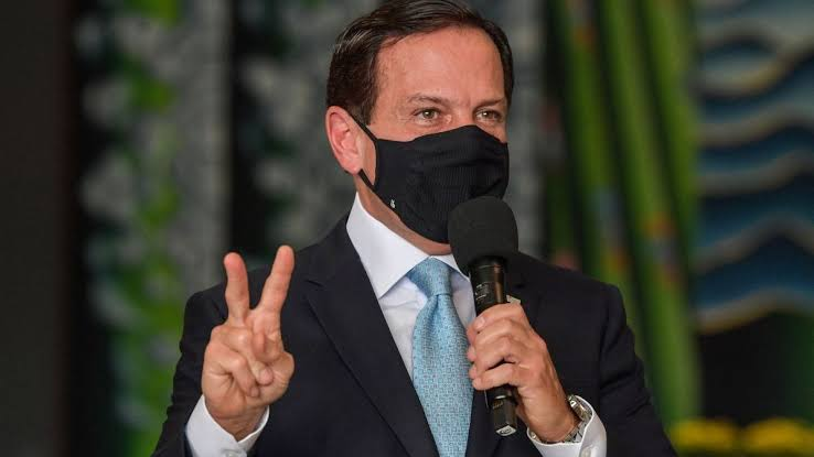 Derrota: Doria perdeu ação contra assessor de Bolsonaro que o chamou de Corno