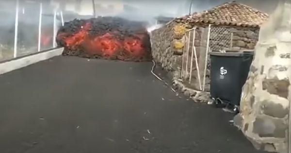 Muro de lava e destruição: Vulcão nas Ilhas Canárias deixa rastro de caos, VEJA VÍDEOS