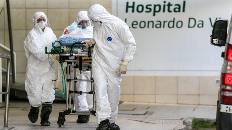 Quatro estados brasileiros não registraram mortes por Covid-19 nas últimas 24h