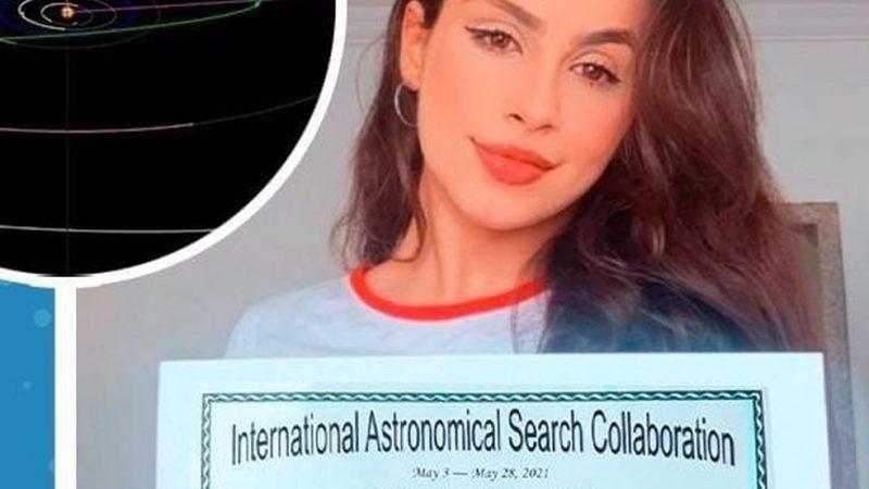 Jovem de 18 anos descobre novo asteroide no espaço durante pesquisa para Nasa na Grande BH