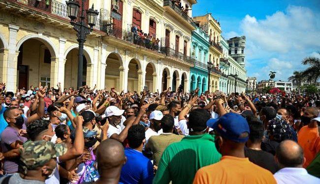 DITADURA: Cuba condena manifestante a 10 anos de prisão