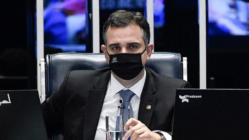 Lira teme que Pacheco trabalhe contra redução de preços dos combustíveis