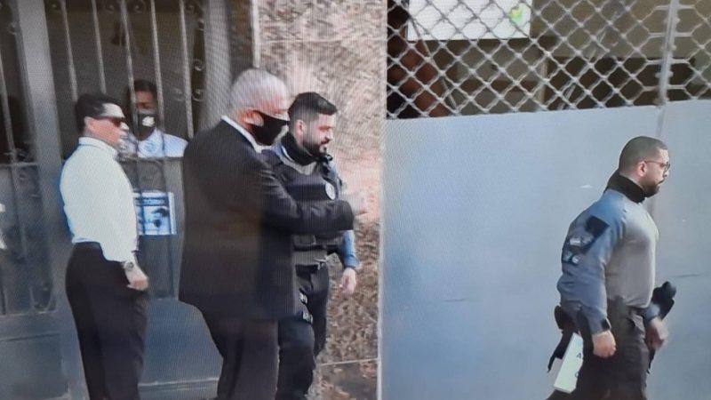 Vereador de cidade do RJ é preso acusado de chefiar quadrilha de agiotas