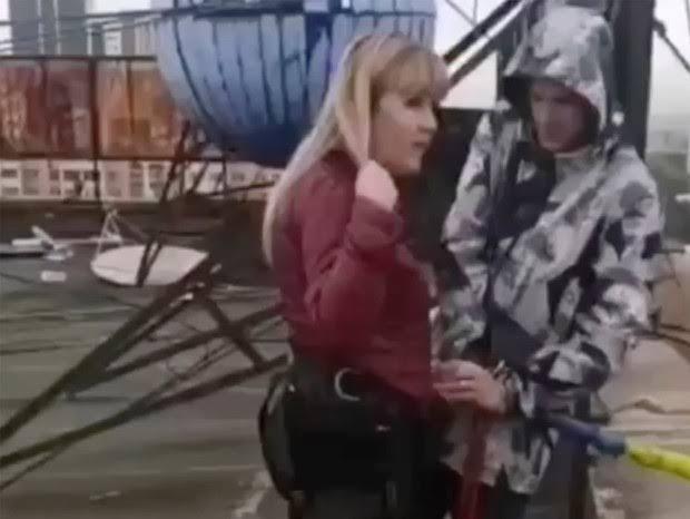 Mulher morre ao saltar de bungee jump com corda errada; VEJA VÍDEO