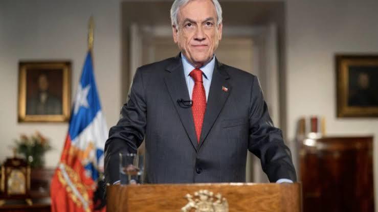 Oposição apresenta pedido de impeachment do presidente do Chile