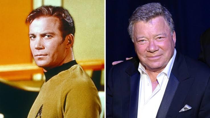 Jeff Bezos manda 'Capitão Kirk' para o espaço