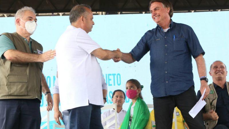 Emocionante: Bolsonaro transformará o Nordeste em um oásis, em Vídeo, Rogério Marinho mostra a primeira semana da caravana jornada das águas, vejam