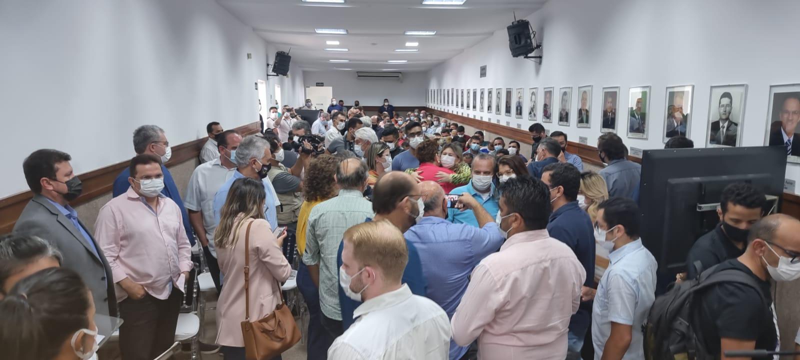 """Esquerda teme crescimento de Rogério Marinho em disputa para senado e ataques ficam constantes contra Ministro """"Ataques tentam desgastar minha imagem e biografia"""""""