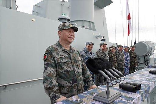 China avança ilegalmente sobre a pesca de outros países