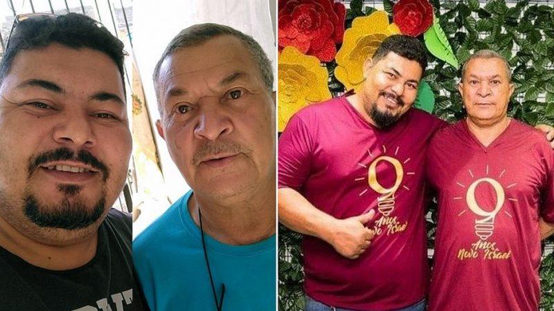 Pai e filho morrem de infarto com uma hora de diferença no interior de São Paulo