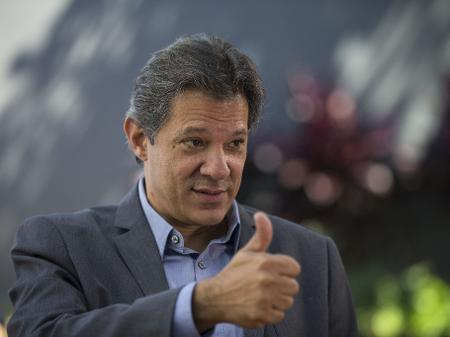 Haddad: 'É ridículo associar Lula a extremismo'