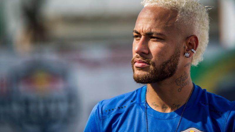 Neymar admite que Copa no Qatar pode ser a sua última