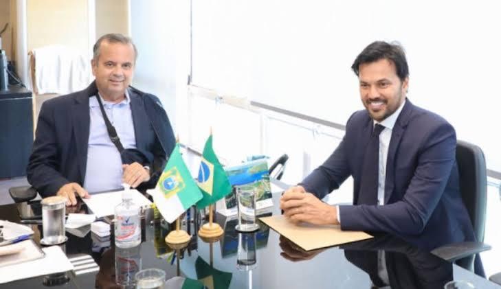 Em Pesquisa da Real Time Big Data para Senado no RN Rogério Marinho fica a frente de Fábio Faria
