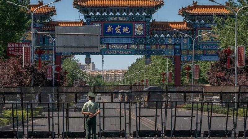 China anuncia confinamentos após aumento de casos da Covid-19 no país
